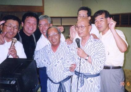 旧東京研究所懇親会・住所録